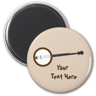 Banjo Fridge Magnets