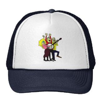 Banjo Friends Hats