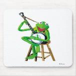 Banjo Kermit Disney Mousepad