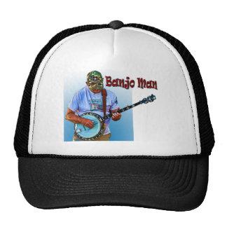 BANJO MAN CAP