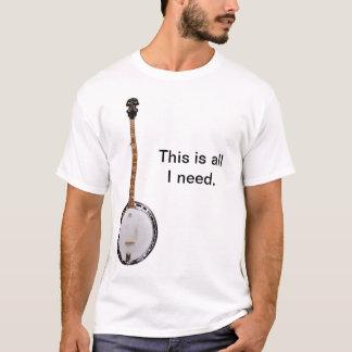 Banjo Nut T-Shirt