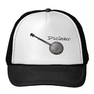 Banjo Picker Mesh Hat