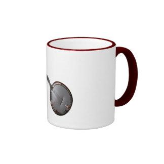 Banjo Picker Coffee Mugs