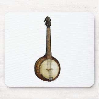 Banjo sketch mousepads