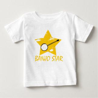 Banjo Star Baby T-Shirt