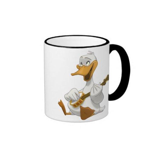 Banjo-Strummin' Duck Mug