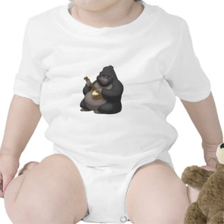 Banjo-Strummin' Gorilla T-shirt