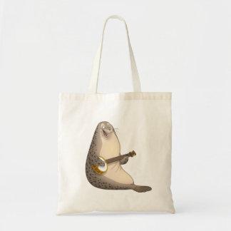 Banjo Strummin' Seal Bag