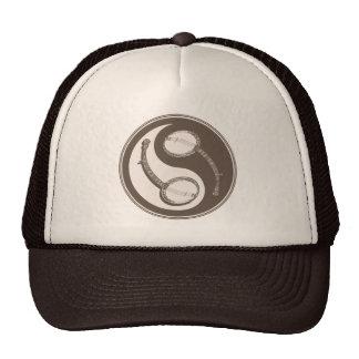 Banjo Yang Mesh Hats