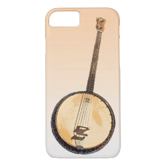 Banjos Musical Instrument iPhone 8/7 Case