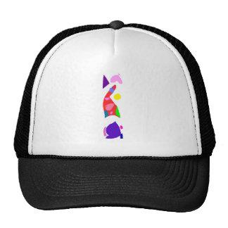 Bank Holiday Autumn Season Greeting Old Mesh Hat
