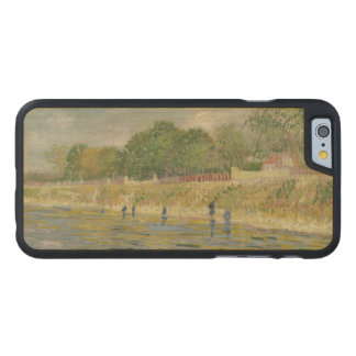 Bank of the Seine by Vincent Van Gogh Carved® Maple iPhone 6 Case