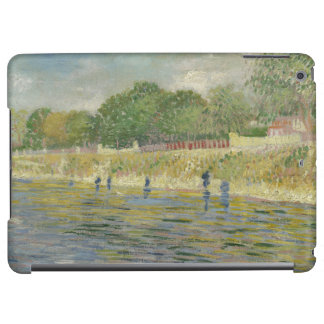 Bank of the Seine by Vincent Van Gogh Case For iPad Air