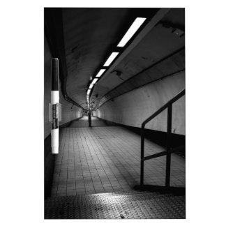 Bank Underground Subway Dry Erase Board