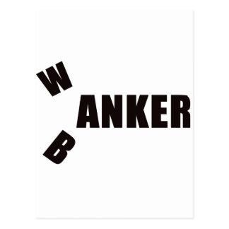 BANKER2 POSTCARD