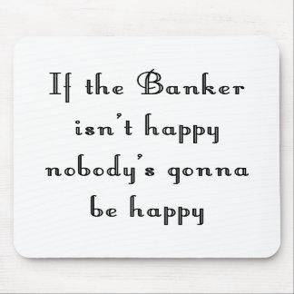 Banker Mousepad
