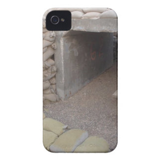 Banker sandbags protection Case-Mate iPhone 4 case