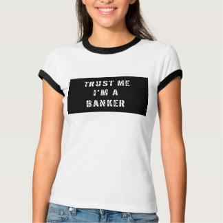 Banker Women T Shirt