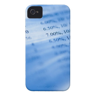 Banking charts Case-Mate iPhone 4 cases