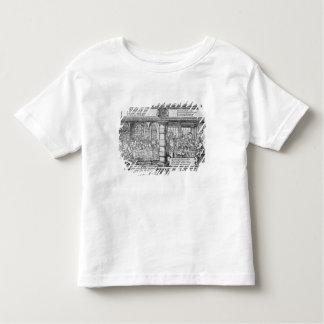 Banking Scene Toddler T-Shirt