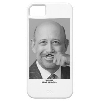 bankster goldman sachs Lloyd Blankfein Barely There iPhone 5 Case