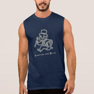 Banksters Gone Wild Sleeveless T-shirt
