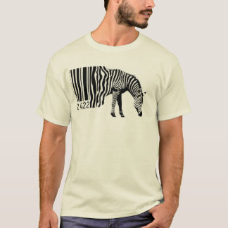 Banksy Zebra T-Shirt