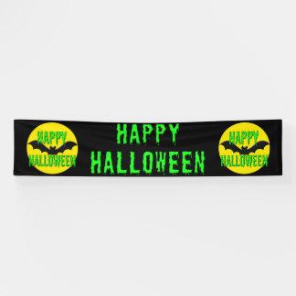 "Banner - ""Batty"" Happy Halloween"