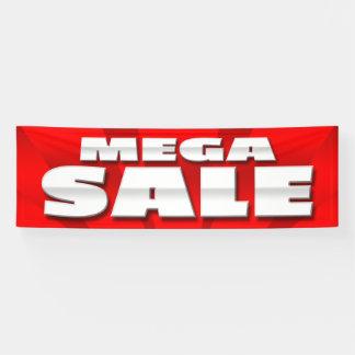 BANNER MEGA SALE  - 2.5'x8'