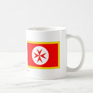 Banner of the Navy Tuscany Medici Basic White Mug