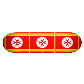 Banner of the Navy Tuscany Medici 21.6 Cm Old School Skateboard Deck