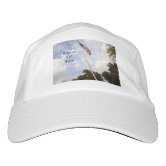 BANNER YET WAVE AMERICAN FLAG KNIT HAT