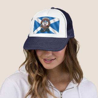 Bannerman Clan Badge Trucker Hat