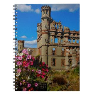 Bannerman's Castle on Bannerman Island Notebook