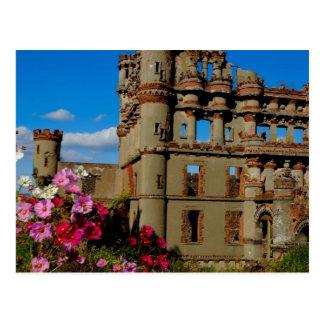 Bannerman's Castle on Bannerman Island Postcard