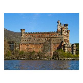 Bannermans Castle Postcard