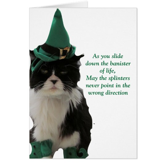 Bannisters of life - Happy St. Patrick's Day!