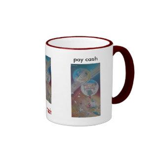banque de france, ringer mug