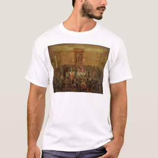 Banquet Given in Honour of Louis XIV  by the T-Shirt