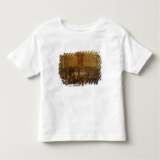 Banquet Given in Honour of Louis XIV  by the Toddler T-Shirt