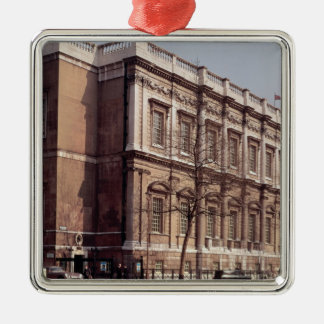 Banqueting House, Whitehall, built in 1622 Christmas Ornament