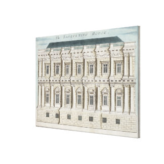 Banqueting House, Whitehall Canvas Print