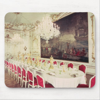 Banqueting Room design devised by Nikolaus Mousepads