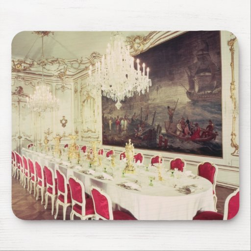 Banqueting Room, design devised by Nikolaus Mousepads