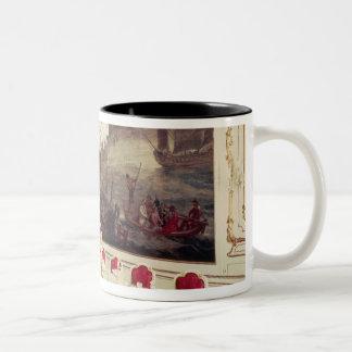Banqueting Room, design devised by Nikolaus Two-Tone Coffee Mug