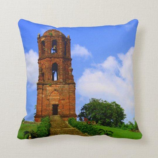 Bantay Bell Tower Cushion