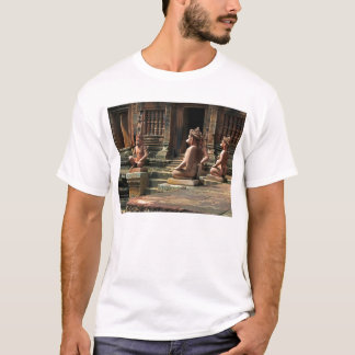 Banteay Srei Temple Guardians T-Shirt