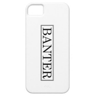 Banter iPhone Case - Pop Culture