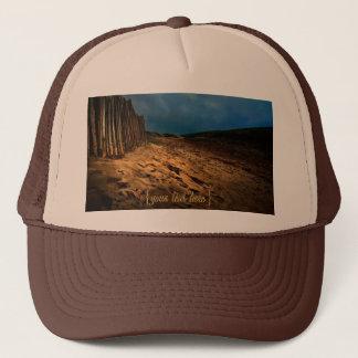 Bantham Beach, Devon Trucker Hat