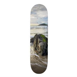 Bantham Rocks to Burgh Island Skateboard Decks